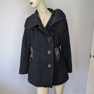 Mackage - Wool black Short coat